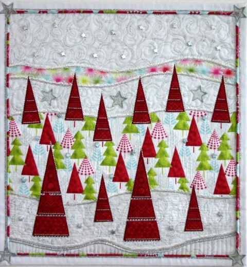 Christmas Quilt - craftsy