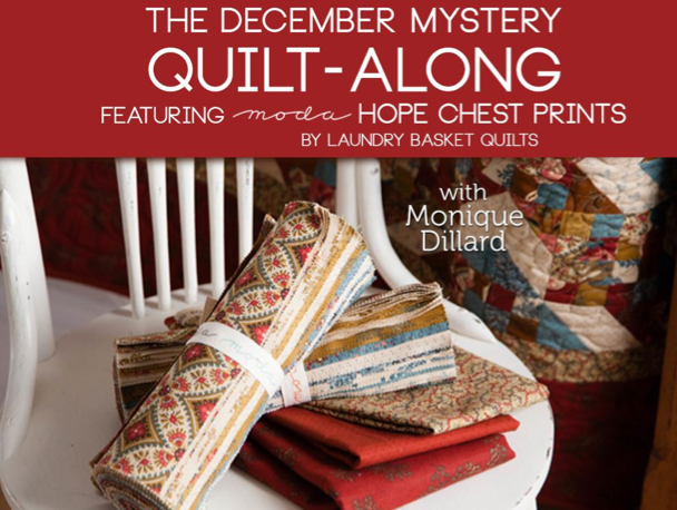 Quilt-Along on Bluprint