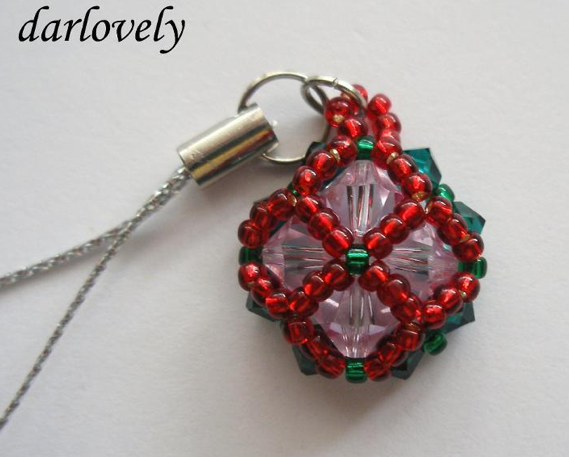 www.craftsy.com: Holiday Jewelry Pendant