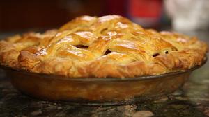 Fresh Baked, Homemade Pie