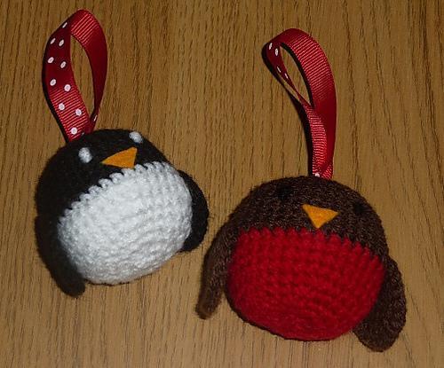 Free Pattern - Little Crocheted Birds