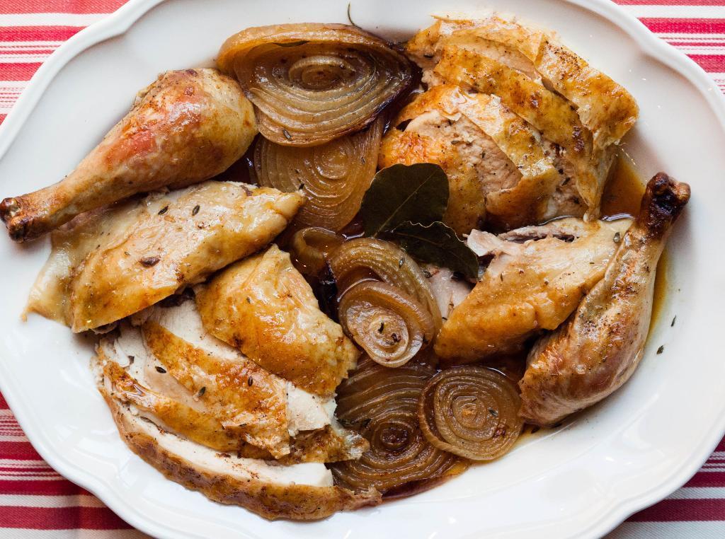 Roast Chicken Meal