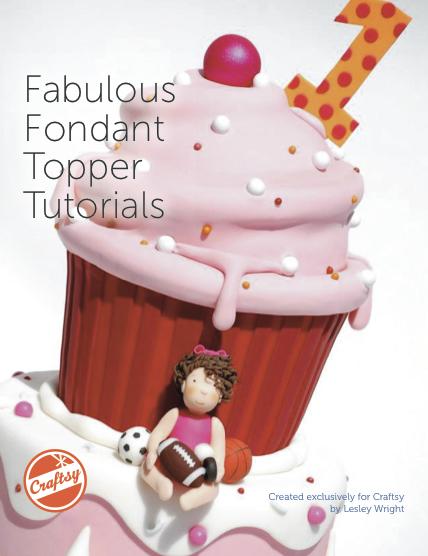 Title Page for Fabulous Fondant Topper Tutorials