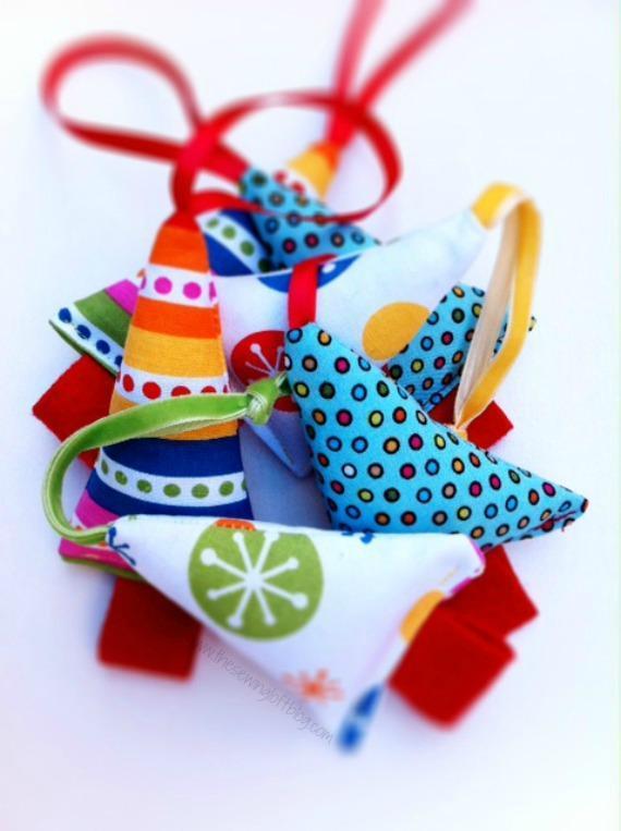 Sewn Ornament Pattern - on Bluprint