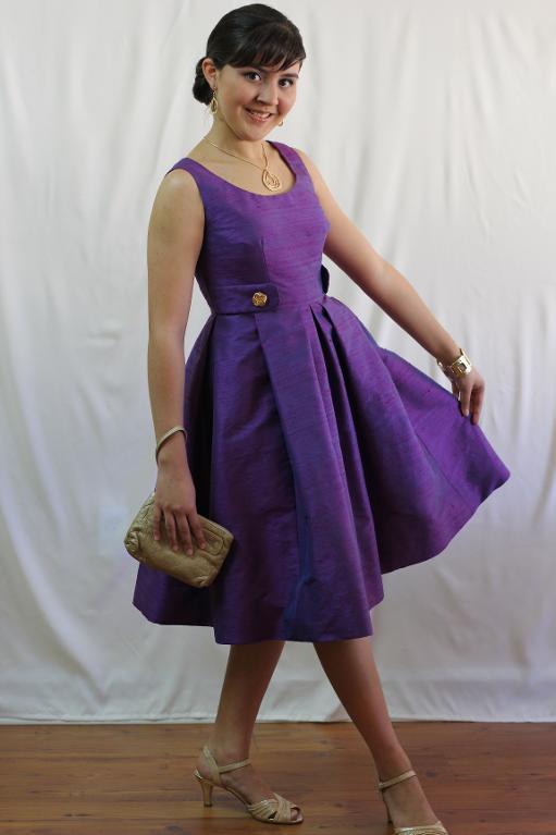 Spring Formal Dress, Bluprint.com Member Project
