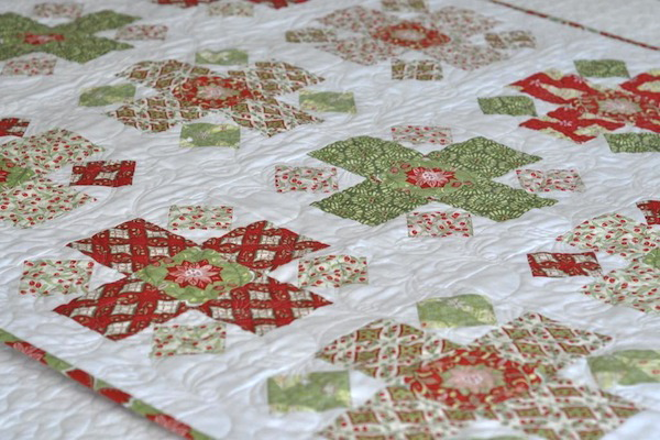 Free Baby Quilt Pattern - on www.craftsy.com