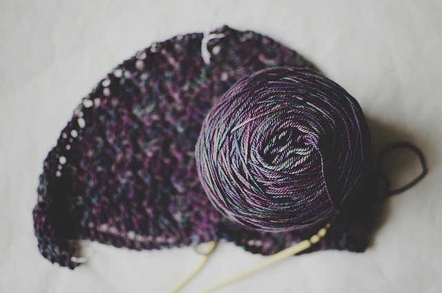 Yarn Talk - Colored Yarn