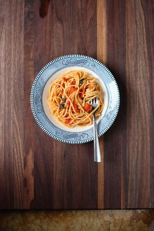 Bowl of Pasta - Food Photography on Bluprint