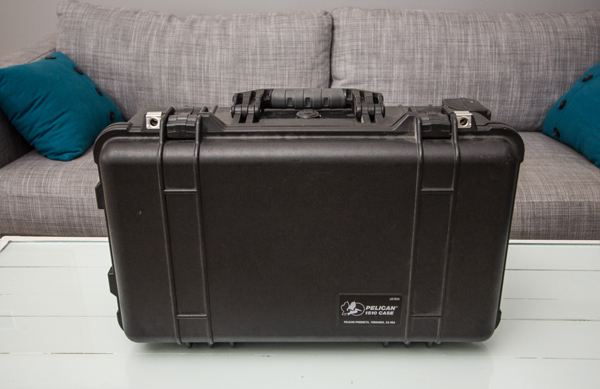Hard Case for Camera Gear