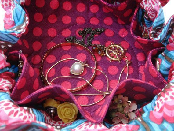 Unique Jewelry Travel Bag