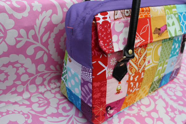 Bag of the Month Quilted Bag