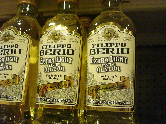 Extra Light Tasting Olive Oil