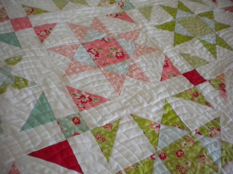 Bluprint Member Quilt Pattern - Shine Quilt