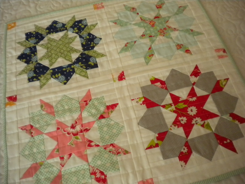 Camille Roskelley's Swoon Quilt