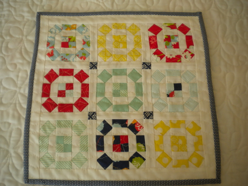 Mini Puddle Jumping Quilt