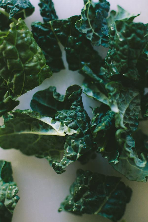 Sliced Kale