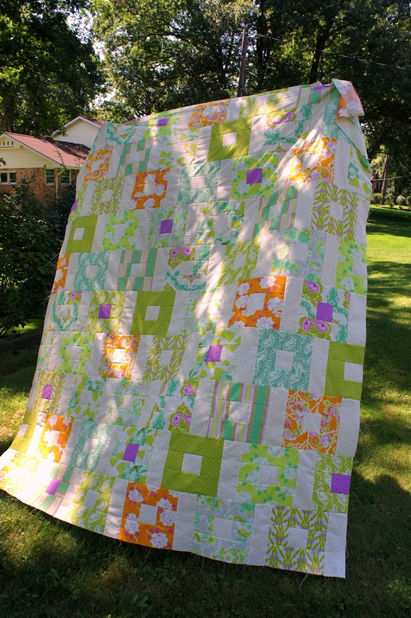 Cut to Pieces - Quilt Kit Online