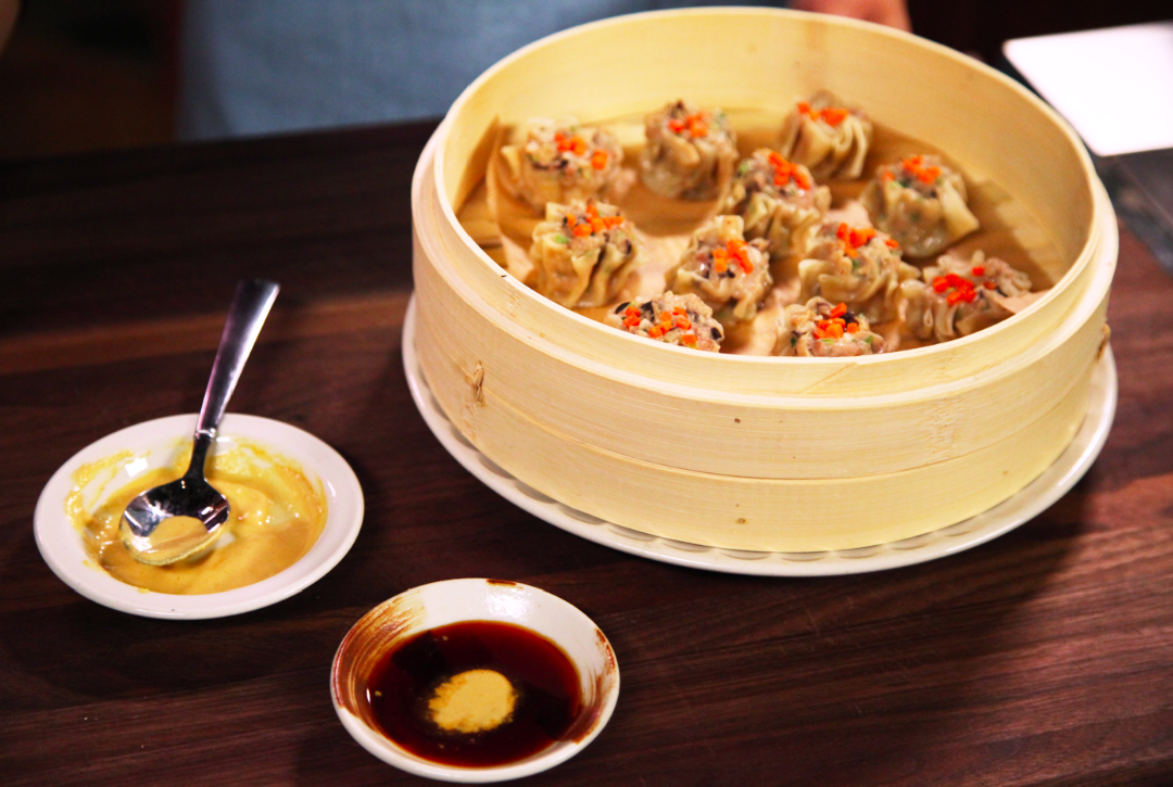 Dumplings in Steamer, Sauces - on Bluprint