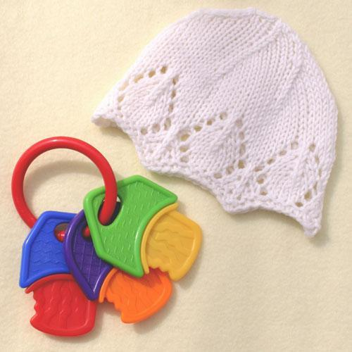 Free Knit Hat Pattern for Babies