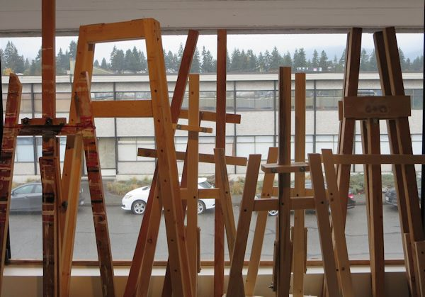 Various Easels - How to Choose an Easel