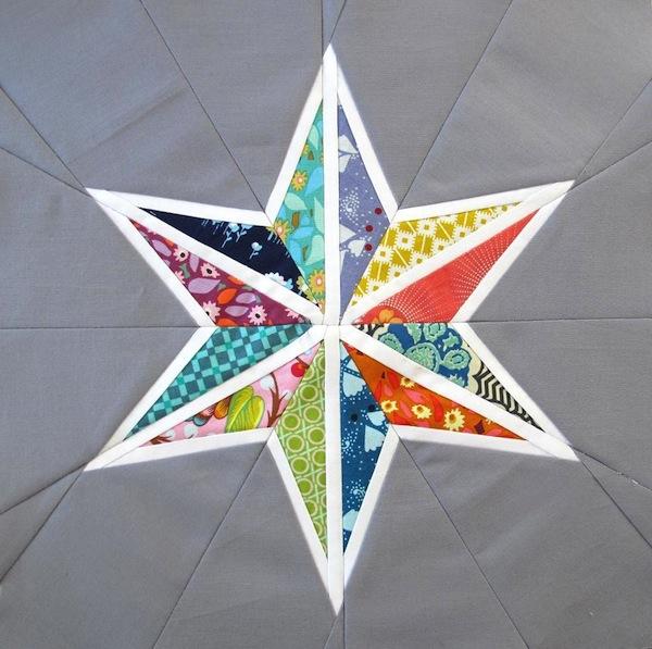 Star Seams Block