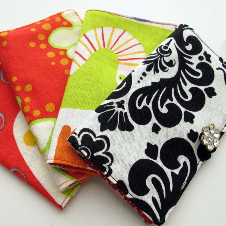 Bluprint Pattern - Gift Card Holder