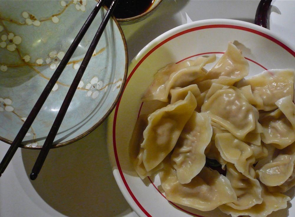 Bluprint.com -Traditional Steamed Dumplings