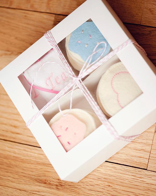 Sewing Pattern - Toy Sugar Cookies