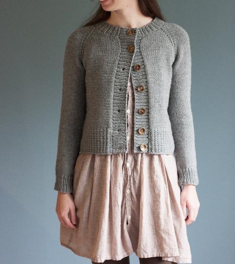 Ramona knit cardigan