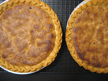 Two Whole Osgood Pies