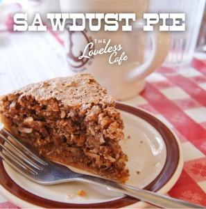 "Piece of ""Sawdust"" Pie"