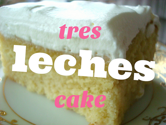 Making Tres Leches Cake, on Bluprint.com