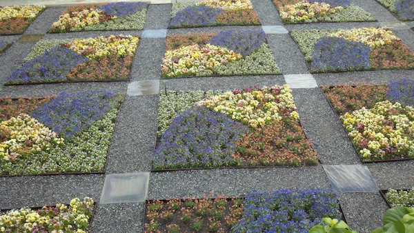Quilted Garden