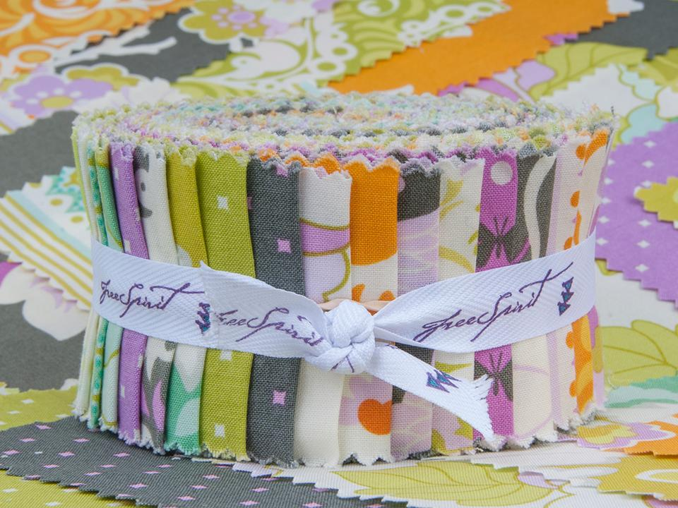 Pack of Quilting Fabric