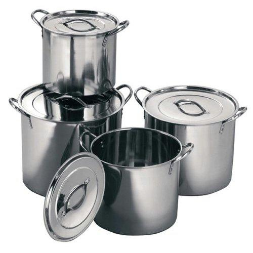 Various Stock Pots