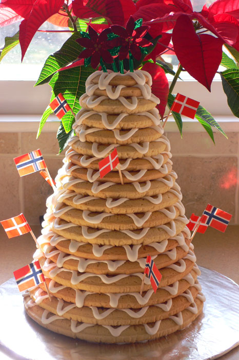 Scandinavian Kransakaka