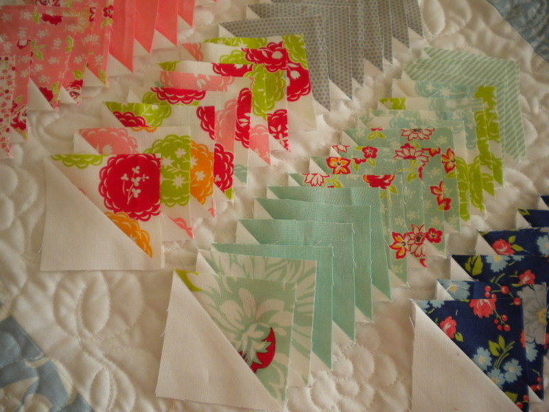 Various Half Square Triangle Quilt Blocks