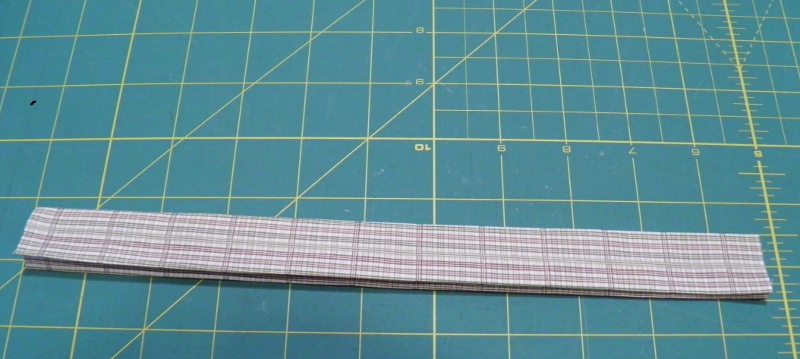Final wide placket for shirt cuff