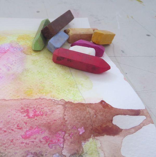 Watercolor Pastels