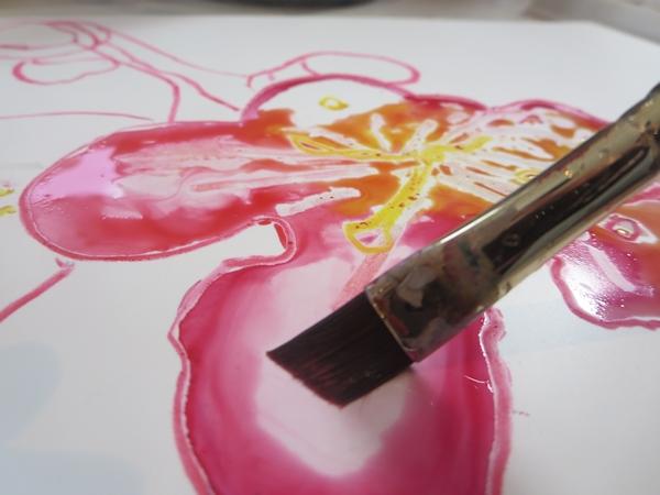 Blending Paints