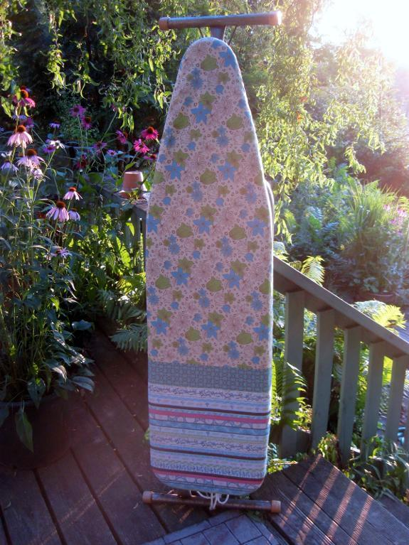 Bluprint Pattern - Ironing Board Cover