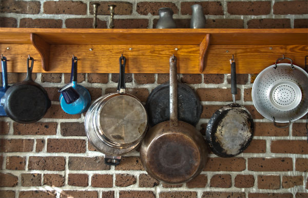 Different Types of Cooking Pans and Pots