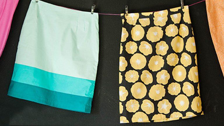 Sew Ready: Fundamentos de las prendas de vestir
