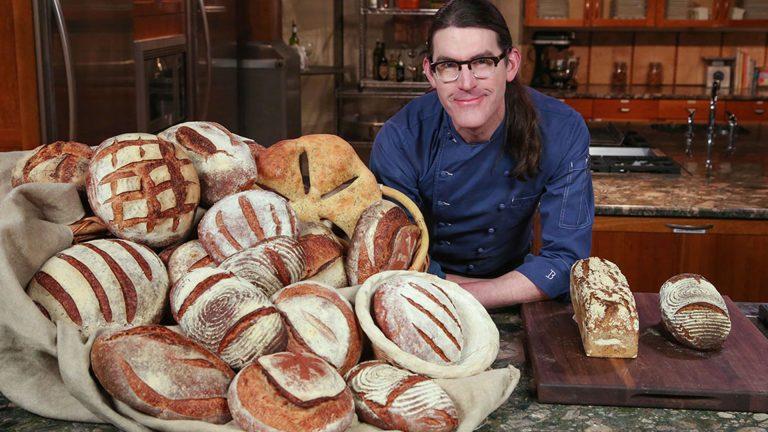 Masa madre artesanal: De la masa madre al pan horneado