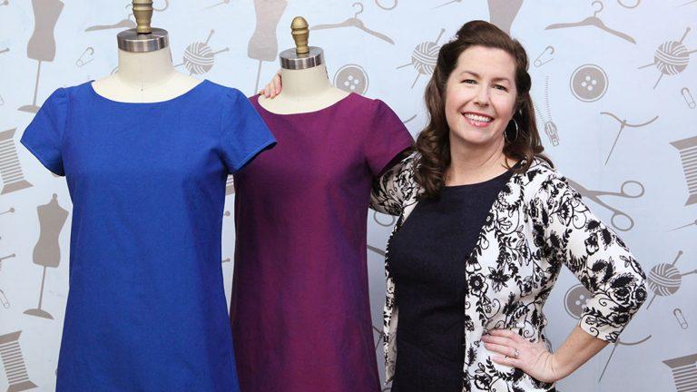 Aprende a coser: Vestido Shift