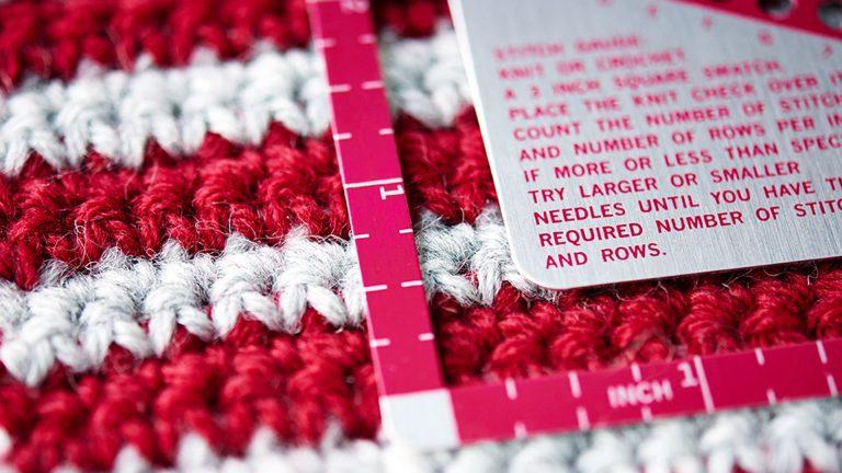 Kit de técnicas de crochet o ganchillo