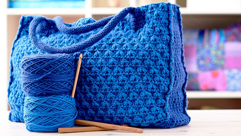 Mezclar y combinar técnicas de bolsos de crochet o ganchillo