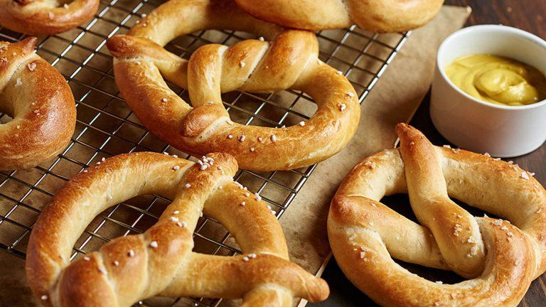 Hornea tus propios bagels, bialys y pretzels