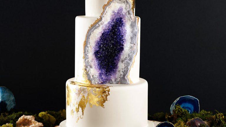 Diseños de pasteles naturalmente elegantes