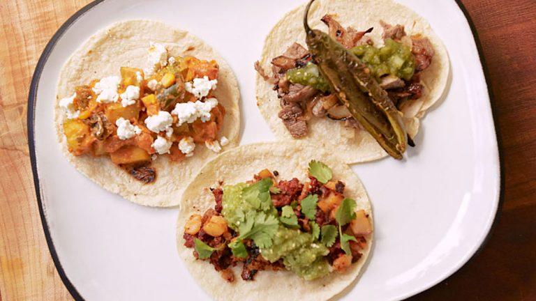 Esenciales de la cocina mexicana